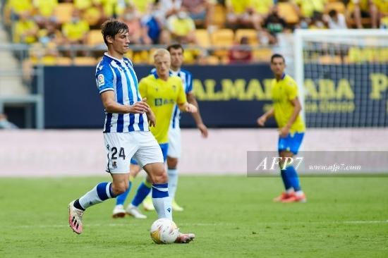 FOOTBALL - LALIGA - CADIZ CF V REAL SOCIEDAD