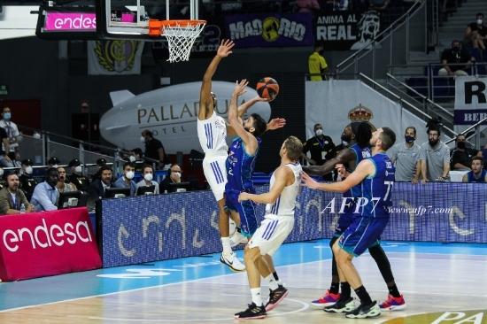 BASKETBALL - LIGA ENDESA - REAL MADRID V SAN PABLO BURGOS