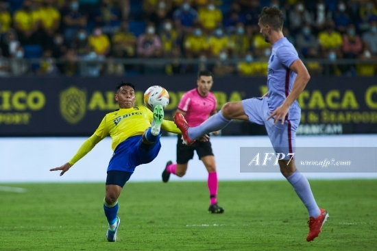 FOOTBALL - LALIGA - CADIZ CF V FC BARCELONA