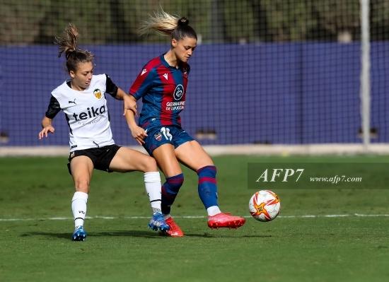 FOOTBALL - WOMEN - LEVANTE UD V VALENCIA CF