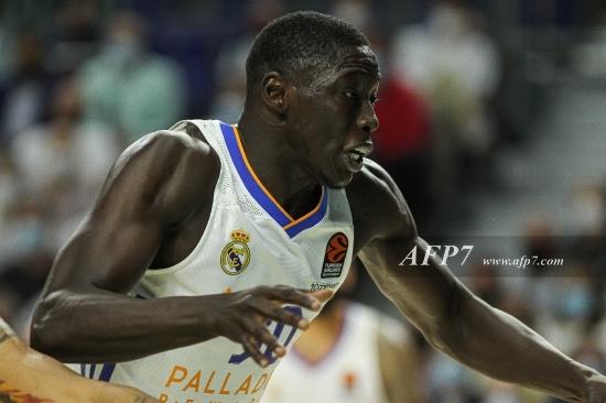 BASKETBALL - EUROLEAGUE - REAL MADRID V FENERBAHCE